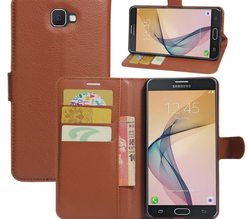 For-Samsung-Galaxy-J7-Prime-2016-Case-Leather-Flip-Wallet-Stand-Cover-With-Card-Holder-Carcasa